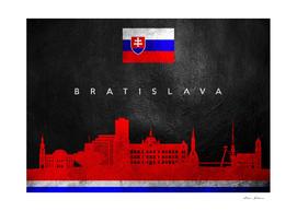 Bratislava Slovakia Skyline