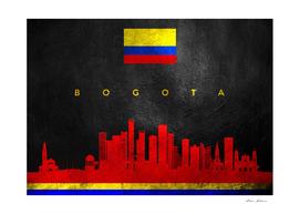 Bogota Colombia Skyline