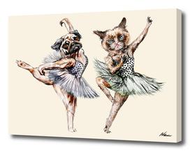 Hipster Ballerinas