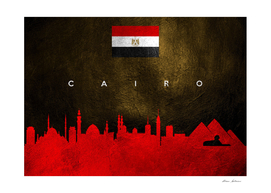 Cairo Egypt Skyline 2