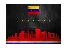 Caracas Venezuela Skyline