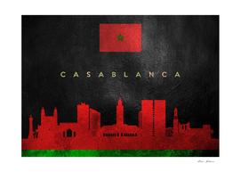 Casablanca Morocco Skyline