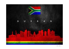 Durban South Africa Skyline
