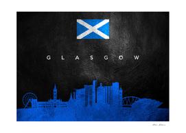 Glasgow Scotland Skyline 2