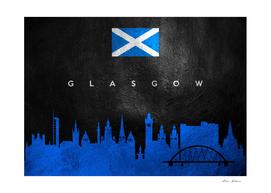 Glasgow Scotland Skyline