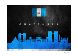 Guatemala City Skyline