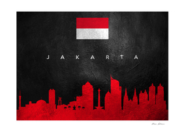 Jakarta Indonesia Skyline 2