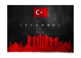 Istanbul Turkey Skyline 2