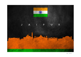 Jaipur India Skyline