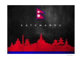 Kathmandu Nepal Skyline 2
