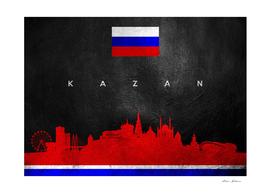 Kazan Russia Skyline