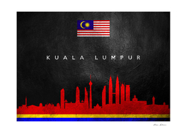 Kuala Lumpur Malaysia Skyline 2
