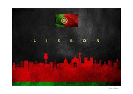 Lisbon Portugal Skyline 2