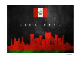 Lima Peru Skyline