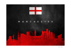Manchester England Skyline 2