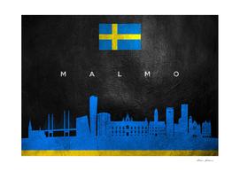 Malmo Sweden Skyline