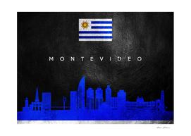 Montevideo Uruguay Skyline