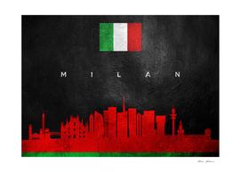 Milan Italy Skyline