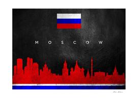 Moscow Russia Skyline 2