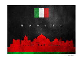 Naples Italy Skyline