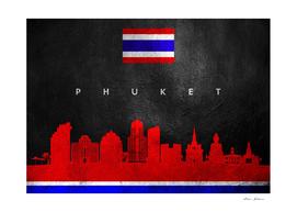 Phuket Thailand Skyline