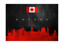 Quebec Canada Skyline