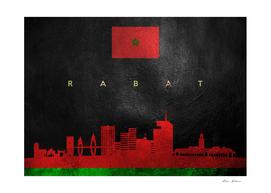 Rabat Morocco Skyline