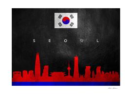 Seoul South Korea Skyline