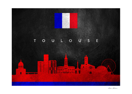 Toulouse France Skyline