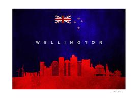 Wellington New Zealand Skyline