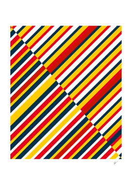 Bohemian Striped