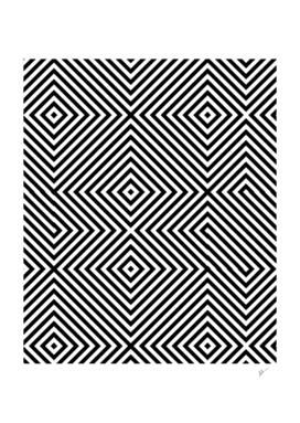 Diagonal Crossing Pattern