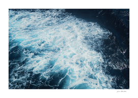 Seafoam blue