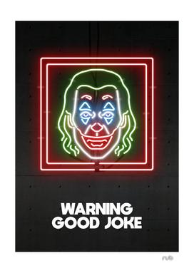 WARNING GOOD JOKE