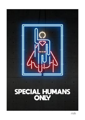 SPECIAL HUMANS ONLY II