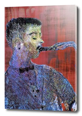 Jazz Sax Man