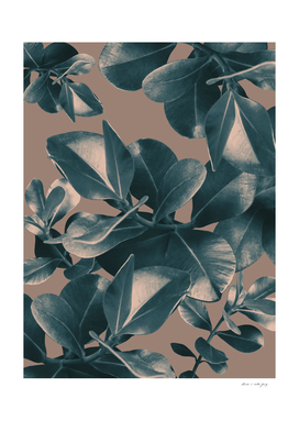 Ficus Leaves Fall Dream #1 #green #decor #art