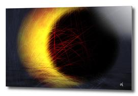 Planet X Hits Sun