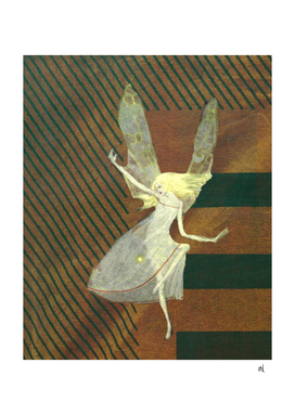 Vintage Good Fairy, White Magic