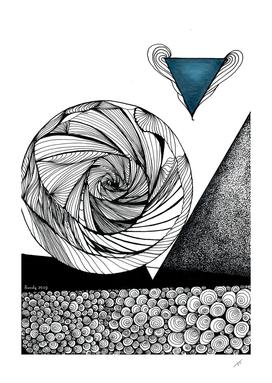 Hiver - Arabesque Spirituelle par Serely Lalla