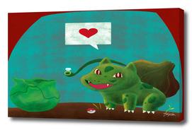 Bulbasaur in Love