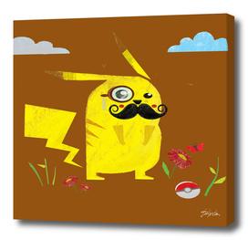 Intellectual Pikachu