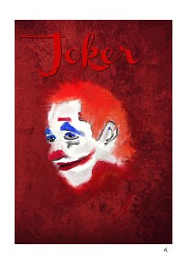 Minimalist Joker