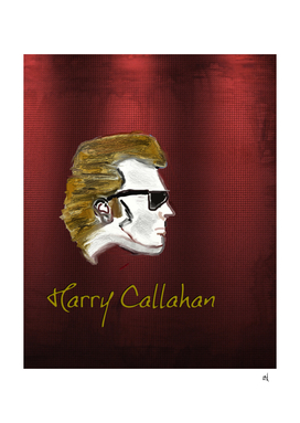 Dirty Harry AKA Harry Callahan, Clint Eastwood