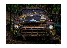 Old Evil Truck