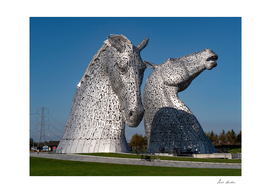 The Kelpies , Helix Park 1204