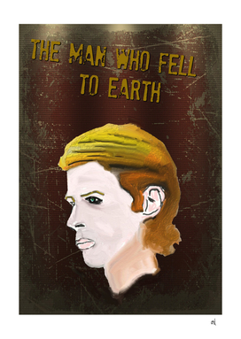 The Man Who Fell To Earth, David Bowie