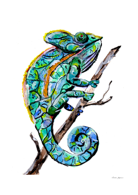 Magic Chameleon