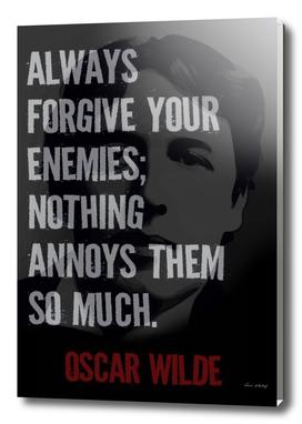 Oscar Wild Quote