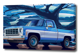 1980-Chevrolet Custom-C10-Short-Bed